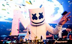 Marshmello's long awaited collaboration with Far East Movement, Tinashe, and Chanyeol