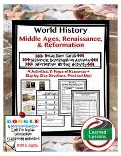 world history reformation