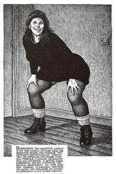 The Robert Crumb Art : Photo Robert Crumb, Fritz The Cat, Panther, Alternative Comics, Comic Artist, Comic Books Art, Cool Art, Illustration Art, Drawings