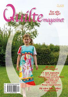 Quiltemagasinet nr. 4-2015 Lily Pulitzer, Dresses, Fashion, Vestidos, Moda, Fashion Styles, Dress, Fashion Illustrations, Gown