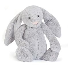 Jellycat Bunny Stuffed Animal An ultra-plush bunny with delightfully soft floppy ears serves as a playful, cuddly companion for your little one. Style Name:Jellycat Bunny Stuffed Animal Inch) Blue Bunny, Jellycat, Bunny Plush, Baby Kind, Snuggles, Baby Toys, Cuddling, Little Ones, Baby Gifts