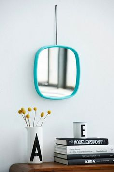 Via That Nordic Feeling | Design Letters Mirror, Cup and Vase