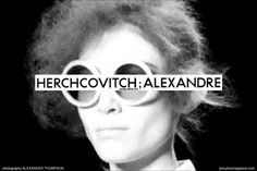 Alexandre Herchcovitch's Autumn/Winter 2014 womenswear collection.