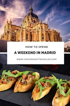 Top things to do on a weekend in Madrid, from palaces and cathedrals to rowing boats and tapas MustSeeMadrid Spain Madrid 482377810087929588 Backpacking Europe, Europe Travel Guide, Spain Travel, Travel Guides, Portugal Travel, Italy Travel, Croatia Travel, Travel List, Hawaii Travel