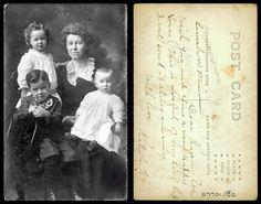 Katie L K and Children, Lowesboro MN    xxxx  State Archives #0770-150