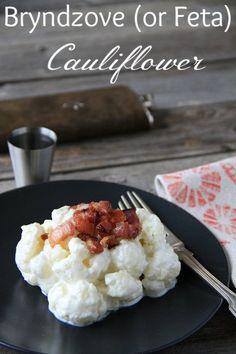 Bryndzove (or Feta) Cauliflower [bryndza]