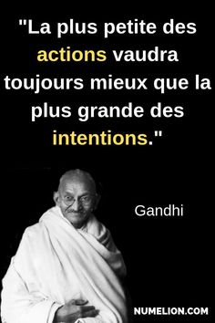 Gandhi s quote you must act instead of wanting to act Positive Quotes For Life Encouragement, Positive Quotes For Life Happiness, Life Quotes Love, Change Quotes, Happy Quotes, Citation Gandhi, Gandhi Quotes, Quote Citation, You Changed Quotes