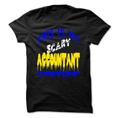 Great Halloween Costume  For Real Accountant  T Shirt, Hoodie, Sweatshirt