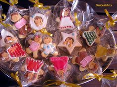 Cookies - Galletas - Galletas Bebe - Baby Shower Cookies