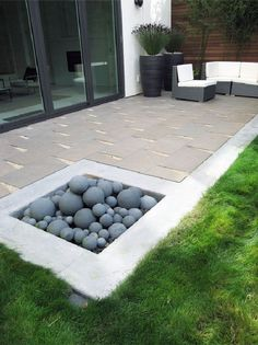 Contemporary Living - Contemporary - Landscape - san francisco - by Shades Of Green Landscape Architecture
