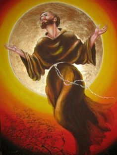 Santa Clara, St Francis Assisi, San Francisco, Religious Images, Catholic Saints, Big Love, Painting, Card Designs, Angels