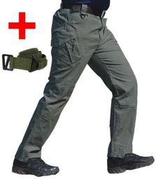 Men Combat Hike Army Soldie Train Military Pants