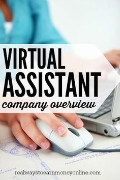 red butler serving up virtual assistant jobs