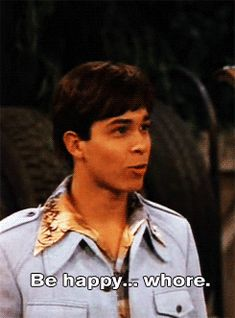"""I got Fez! Which """"That '70s Show"""" Guy Is Your Soulmate? Yes, you'll be very happy with Fez! You got the most hilarious, idiotic, adorable guy on the show. He may not be remembered for his intelligence or style, but he'd probably do anything for you and make a very committed soulmate."""