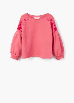 Sweatshirts for Girls 2019 Baby Outfits, Kids Outfits, Fashion Kids, Kind Mode, Kids Wear, Dress Patterns, Baby Dress, Kids Girls, Fashion Online
