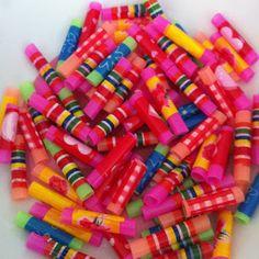 3 is a party!: DIY plastic beads :: DIY plastic kralen voor moederdag