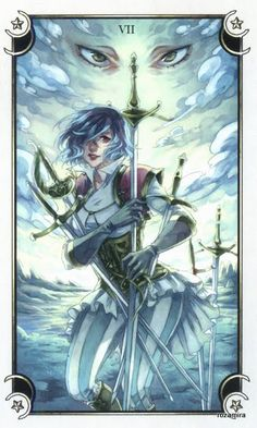 Альбом Poisoncage Tarot by Rann | Энциклопедия карт Таро и оракулов Rozamira