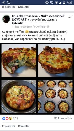 Low Fodmap, Low Carb Recipes, Breakfast, Healthy, Fitness, Food, Gymnastics, Meal, Eten