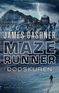 Rina's bogblog: Dødskuren - Maze Runner #3 // Boganmeldelse