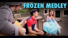 Frozen Medley for Iris. Please share and spread the word.