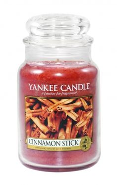 Yankee Candle Cinnamon Stick Housewarmer Jar