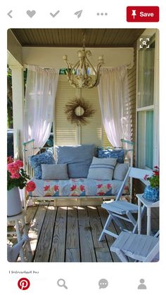 """Cute~&~Cozy Little Balcony""..."