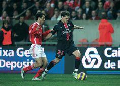 Os 12 Encontros entre PSG e Benfica: Factos, Imagens, Curiosidades - Red Pass