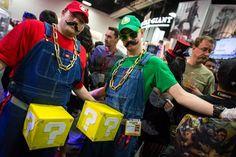 Mario Dick in a box mashup.