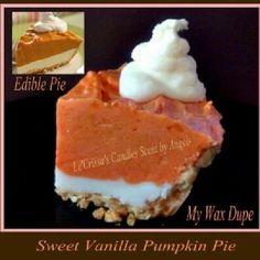 Orange Vanilla Creamsicle Scented Soy Wax Melts 6 Cavity Clamshell Vegan