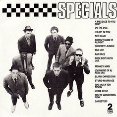 """The Specials """"Specials"""" (1979). Almost 80s and definitely influenced the ska revival of the 80s."""
