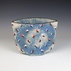 Elizabeth Fritsch: Optical Bowl; Skytime