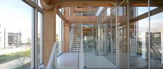 Video: Tamedia New Office Building / Shigeru Ban Architects