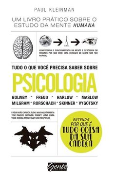 Talvez sua cabeça não seja tão simples e clara, mas este livro é. Não importa se você está procurando por uma forma de começar a estudar Psicologia para depois se aprofundar, ou se simplesmente tem curiosidade em identificar as neuroses dos seus amigos, este livro possui as respostas sobre a mente humana que você ...