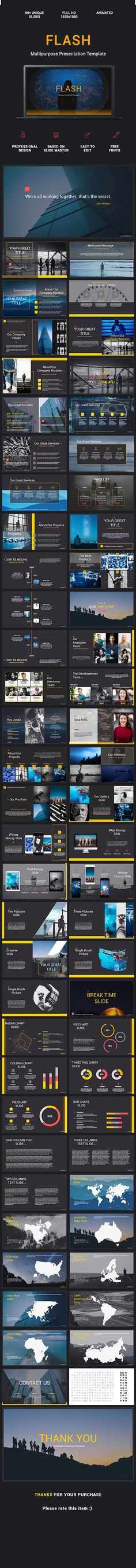Light Powerpoint Presentation Template Powerpoint Presentation