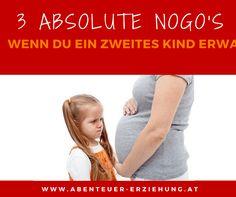 3 absolute No go's, wenn du ein zweites Kind erwartest