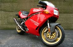The 50 Greatest Motorcycles of All Time - Motorcycle Life 24. Ducati 900ss SP