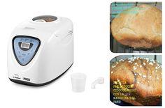donneinpink magazine: Macchina del pane. Come si usa, ricette, dove comp...