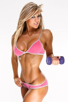 Fitness ms nude