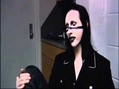 Marilyn Manson's interview in Bowling for Columbine is more relevant today than in 1999