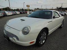 2003 Ford Thunderbird Base Convertible - $10,900