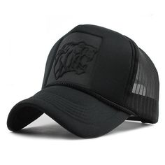 c20c3a8a68b06 Tiger Sport Mesh · Custom CapsFedora Hat ...