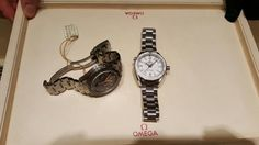 At the Omega Boutique