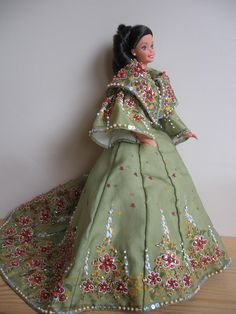 The beautiful Philippine Tradisyong Filipina Paskuhan Barbie by andora_isadrew, via Flickr