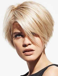 Trendy-Stylish-Short-Blonde-Hair.jpg 500×649 pixeles