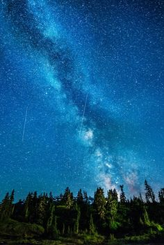 (via 500px / Chasin' the Perseids by Dave Morrow)