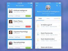 Image result for education app design