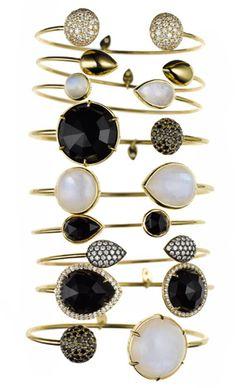 stack of bangles by Jemma Wynne