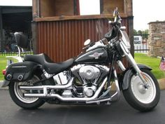 2004 Harley-Davidson FLSTF-Softail Fat Boy