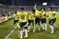 Colombia venció a Brasil y sueña con la clasificación a cuartos