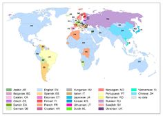 The languages of #Wikipedia